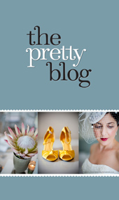 Advert for The Pretty Blog