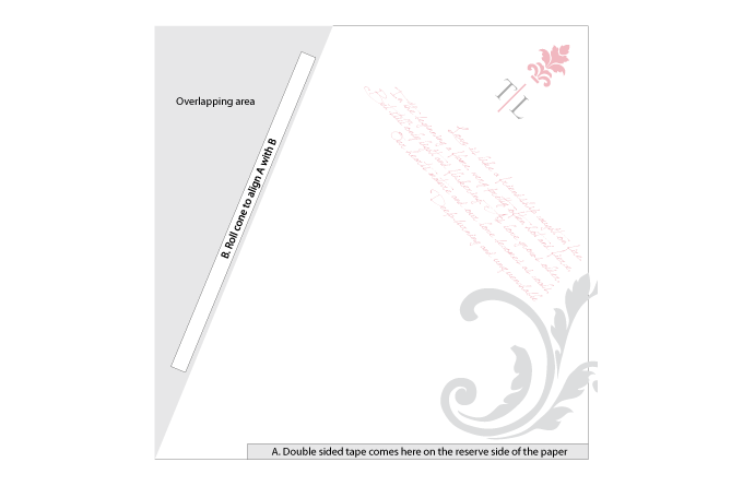 Confetti holder - Poetic Love: CRD001-005-COH01.png