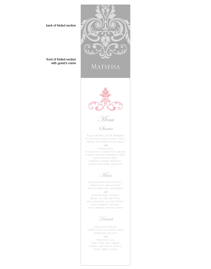 Menu and name card combined - Poetic Love: CRD001-005-MNC01.png