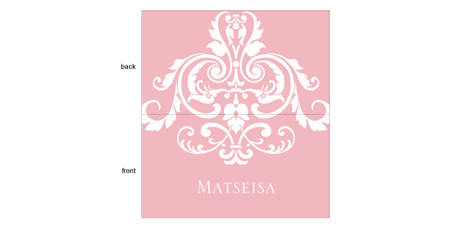 Name card - Poetic Love: CRD001-005-NAC01-FRONT-AND-BACK.png