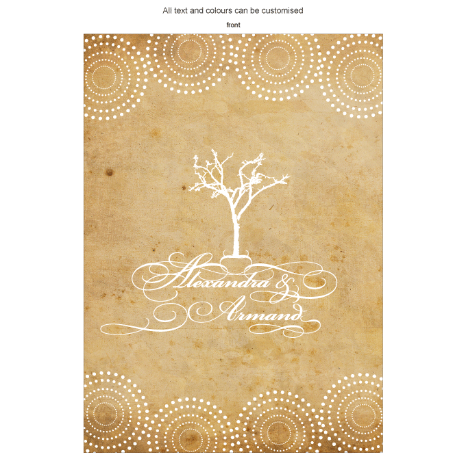 Invitation - African Roots: ING001-007-INV01-FRONT.png