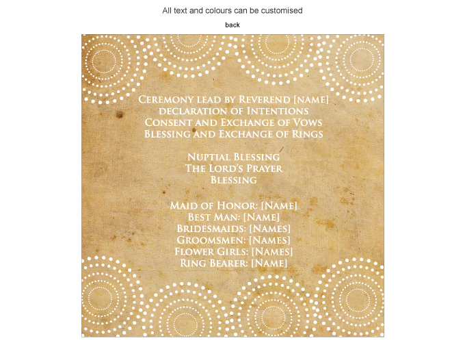 Order of service - African Roots: ING001-007-OOS01-BACK.png