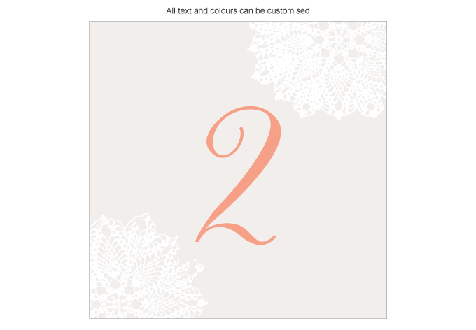 Table number - Dainty: ING001-017-TAN01.png