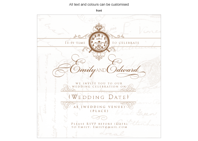 Invitation - French Affair: ING001-027-INV01.png