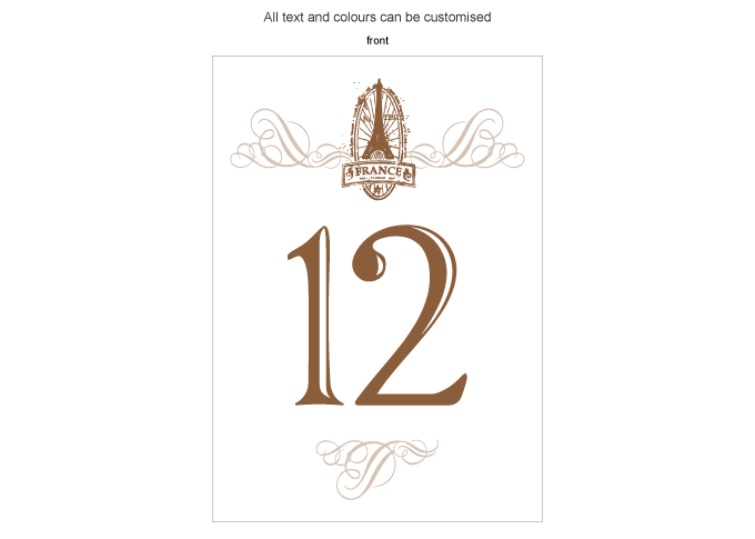 Table number - French Affair: ING001-027-TAN01.png