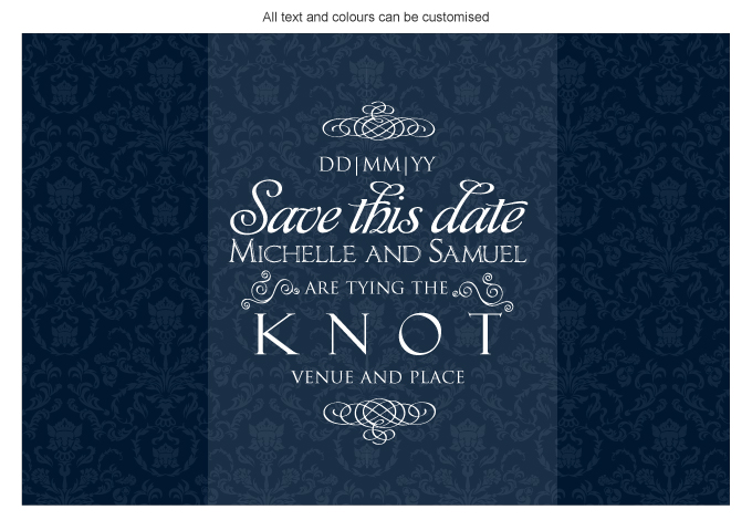 Save the Date - HTML for email - Romance: ING001-047-SDH01.jpg