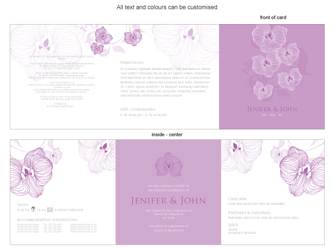 Invitation - Orchid: ING001-057-INV01-FRONT-AND-BACK.png