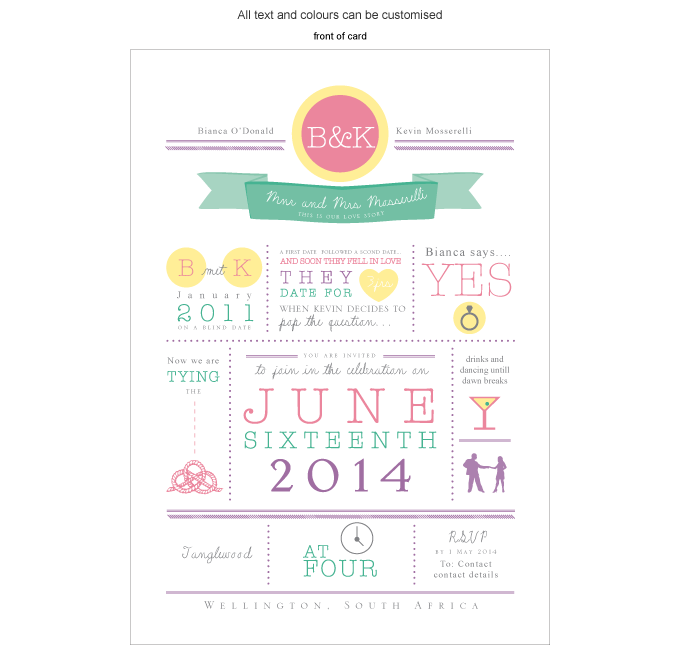 Invitation - Love story: ING001-058-INV01-FRONT.png