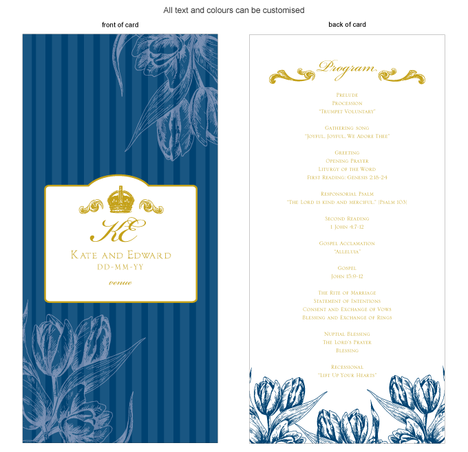 Program for the day - Royal Wreath: ING001-059-PRO01.png