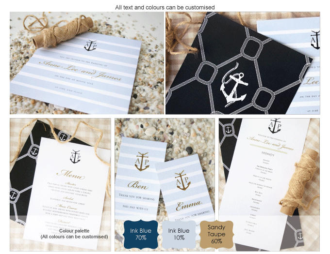 Invitation - Nautical: ING001-065-INV01-Photos.png