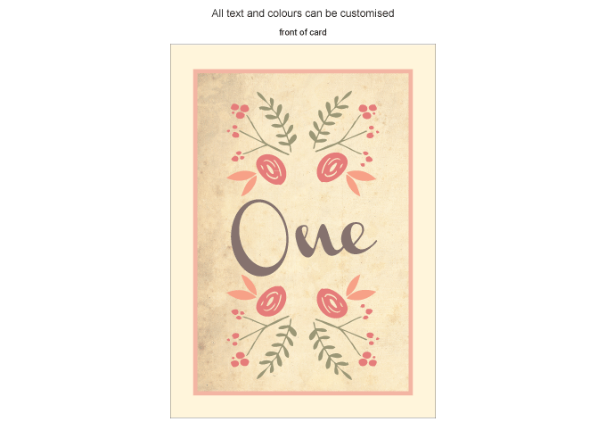 Table number - Vintage Spring: Invitation-Gallery-ING001-069-TAN01.png