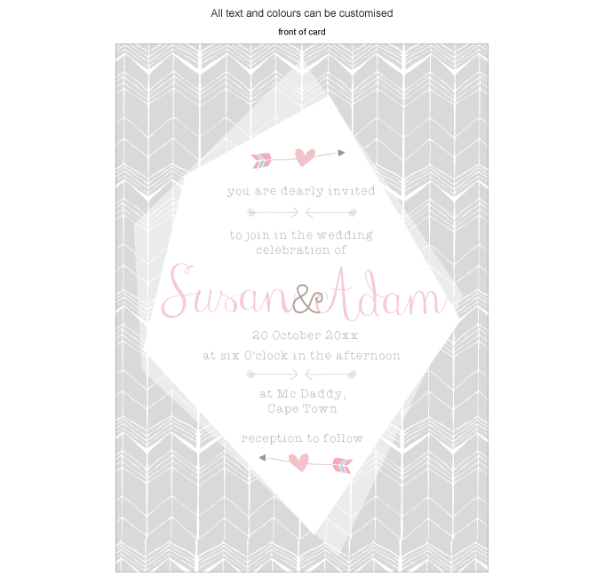 Invitation - Zig Zag Love: Invitation-gallery-ING001-071-INV01-FRONT.png