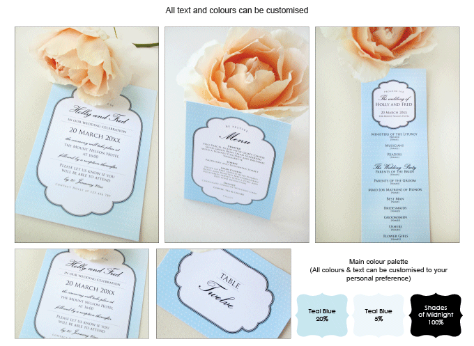 Invitation - Breakfast at Tiffany's: Invitation-Gallery-ING001-073-Photo-collage.png