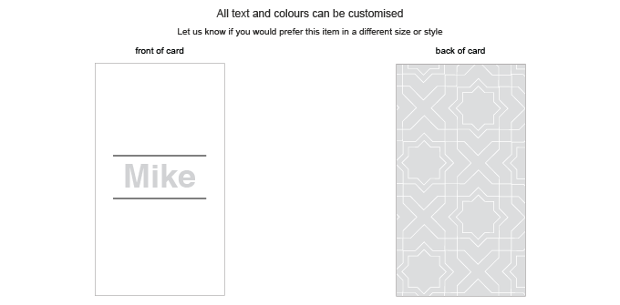 Name card - Silver Sunshine: Invitation-gallery-ING001-076-NAC01.png