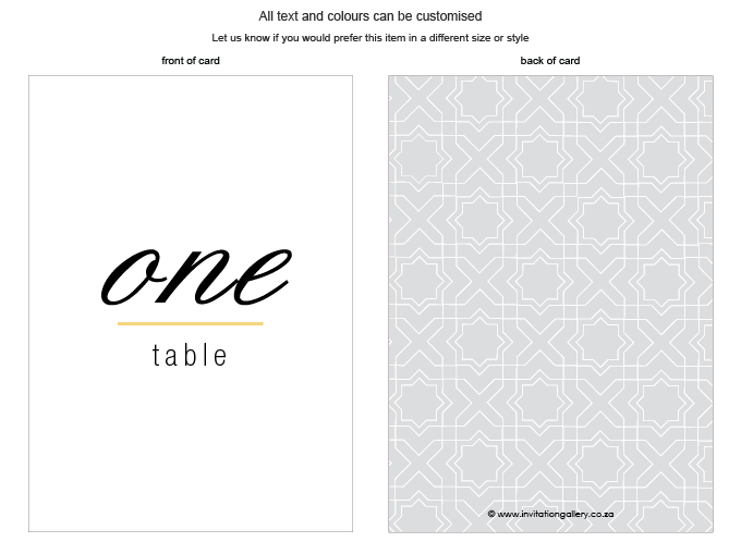 Table number - Silver Sunshine: Invitation-gallery-ING001-076-TAN01.png