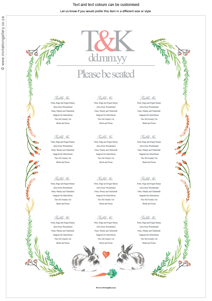 Seating plan - Bunny Love: Invitation-Gallery-ING001-078-SEP01.png