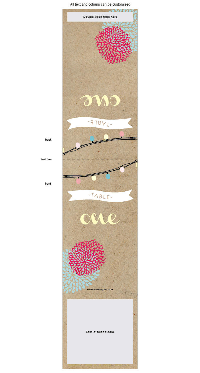 Table number - Summer Kisses: invitation-gallery-wedding-stationery-ING001-082-TAN01.png