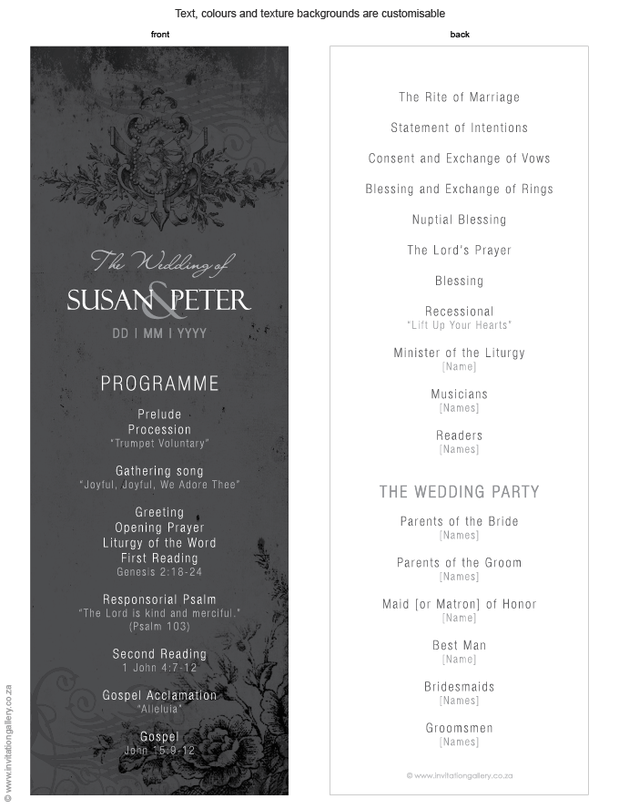 Program for the day - Hummingbird: Invitation-Gallery-wedding-invitations-stationery-ING-084-PRO01-floral.png