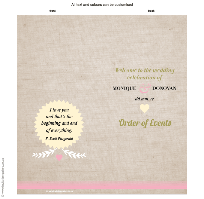 Program for the day - Felicidad: Invitation-gallery-wedding-invitations-stationery-ING001-085-PRO01.png