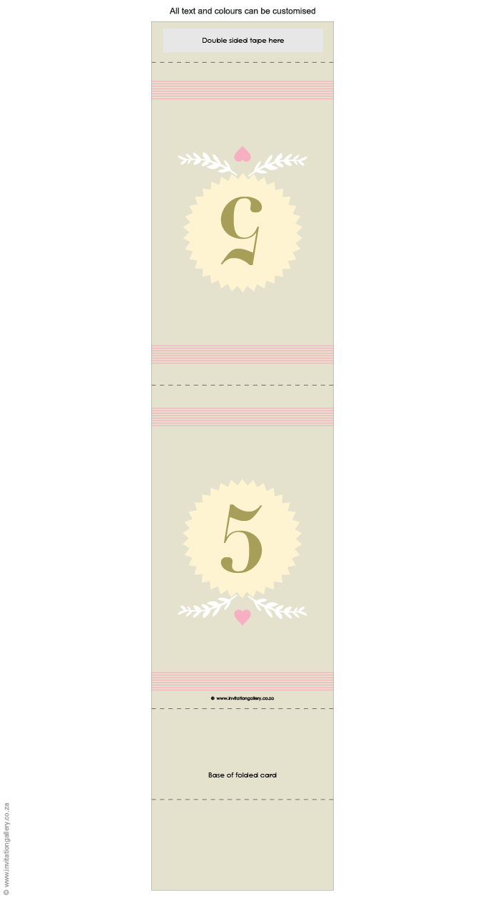 Table number - Felicidad: Invitation-gallery-wedding-invitations-stationery-ING001-085-TAN01.png