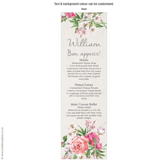 Menu and name card combined - A day in the country: Invitation-gallery-wedding-invitations-stationery-ING001-086-MNC01.png