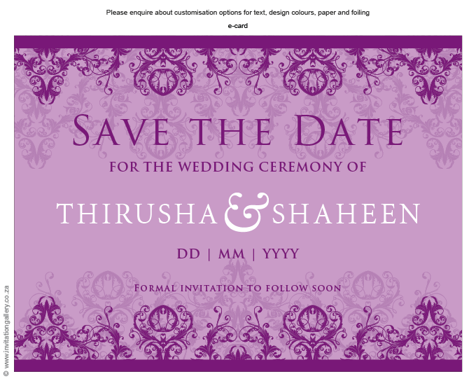 Save the Date - HTML for email - Patchouli: Invitation-gallery-wedding-invitation-foil-eastern-damas-save-the-date.png