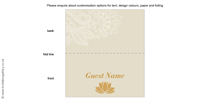 Name card - Padma: invitation-gallery-wedding-stationery-lotus-elephant-name-card.png