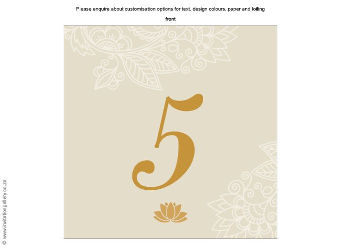 Table number - Padma: invitation-gallery-wedding-stationery-lotus-elephant-table-number.png