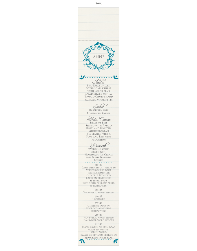 Menu and name card combined - Lacy twigs: MPC001-002-MNC01-FRONT.png