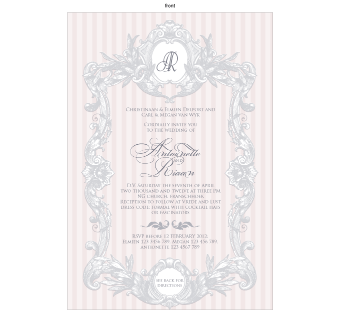 Invitation - Marie-Antoinette: MPC001-004-INV01-FRONT.png