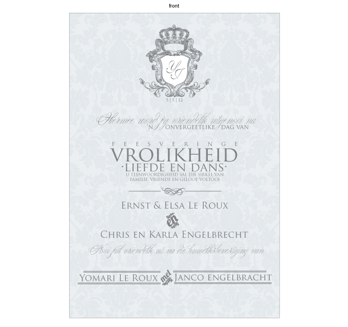 Invitation - The Duchess: MPC001-008-INV01-INV01-FRONT.png
