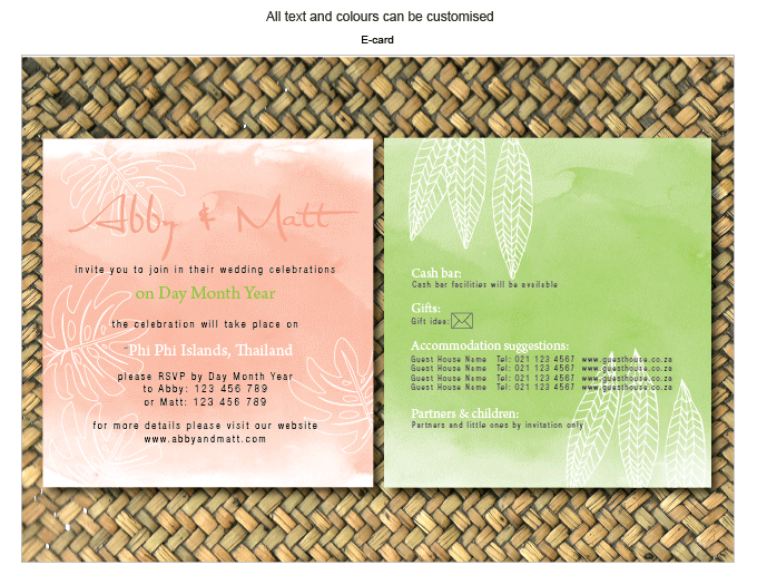 E-Invite (for email) - Tropical Bliss: invitation-gallery-wedding-stationery-MPC001-014-AIE01.png