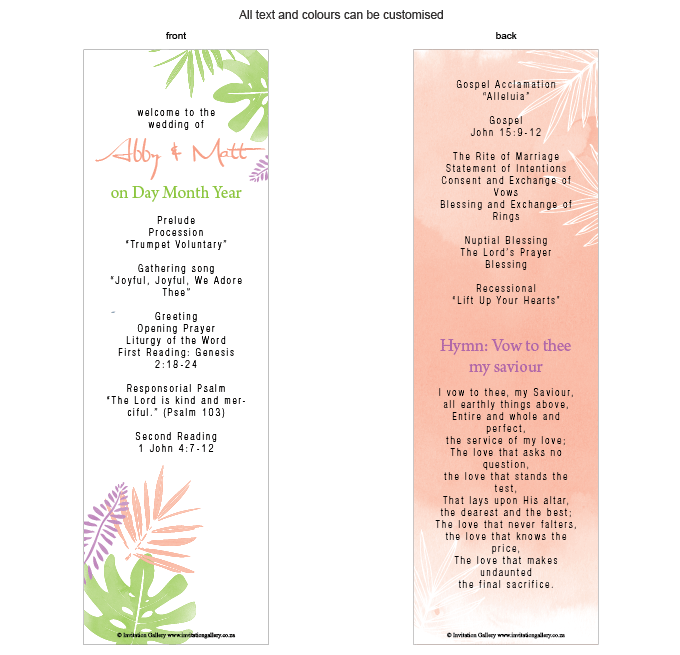Program for the day - Tropical Bliss: invitation-gallery-wedding-stationery-MPC001-014-PRO01.png