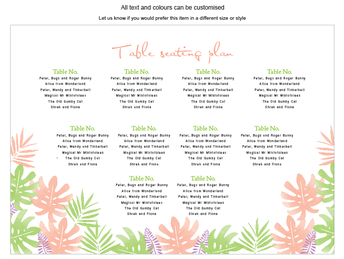 Seating plan - Tropical Bliss: invitation-gallery-wedding-stationery-MPC001-014-SEP01.png