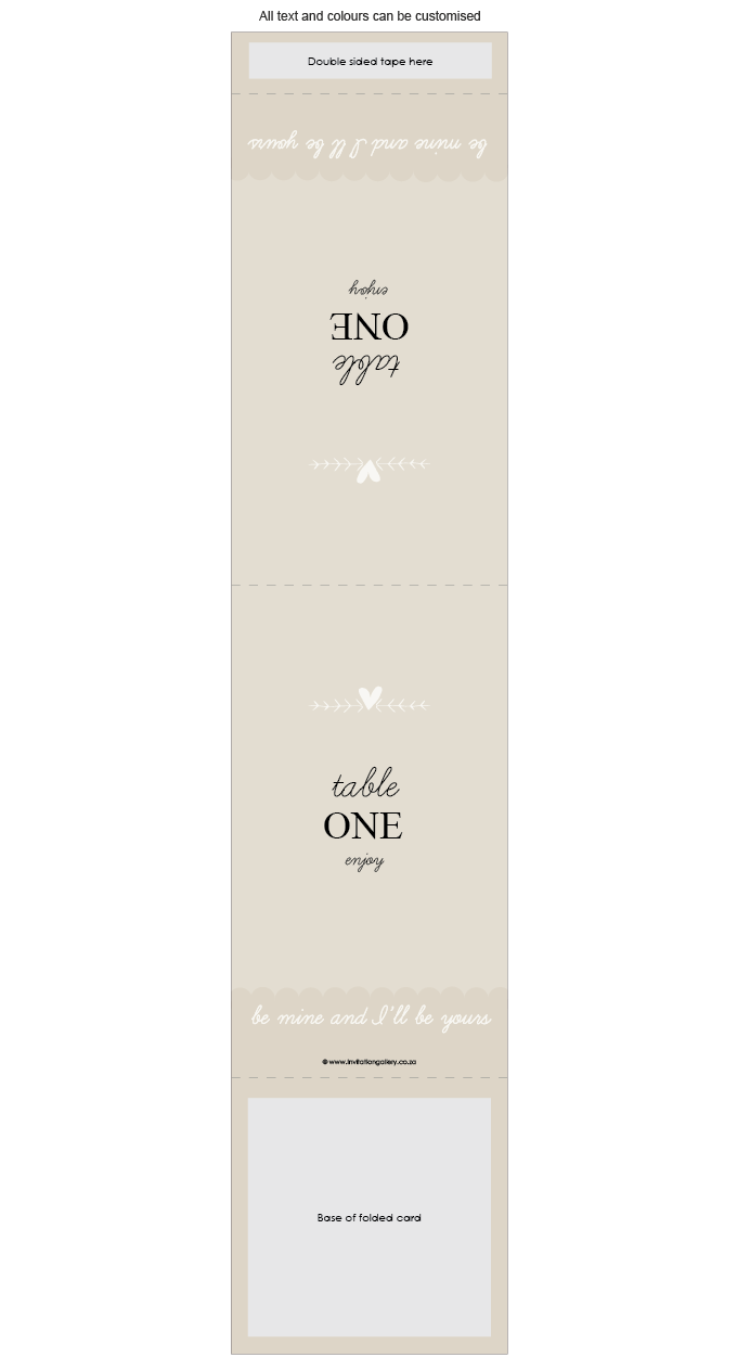 Table number -  Plain Jane: invitation-gallery-wedding-stationery-MPC001-015-TAN01.png