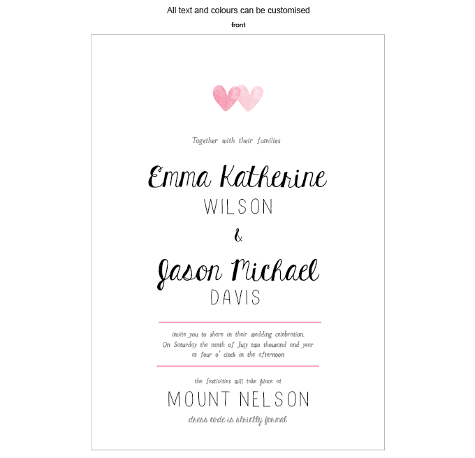 Invitation - Simply So: invitation-gallery-wedding-stationery-MPC001-016-INV01-FRONT.png