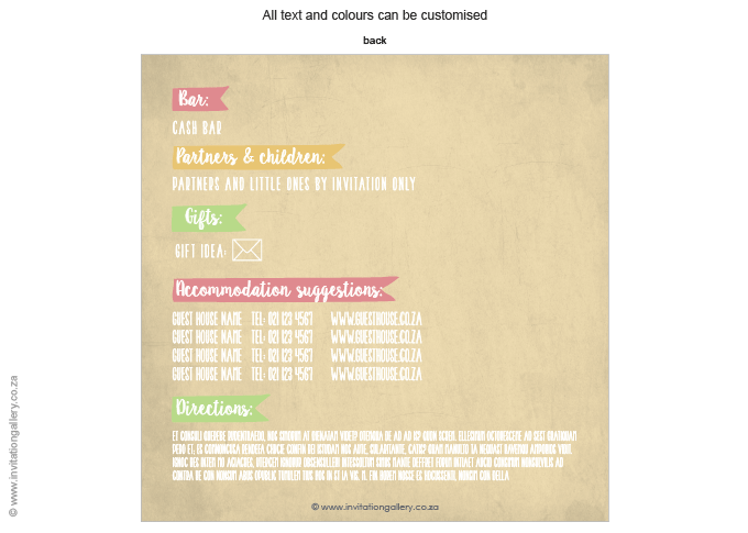 Invitation - Sunshine Love: invitation-gallery-wedding-stationery-MPC001-025-INV01-BACK.png
