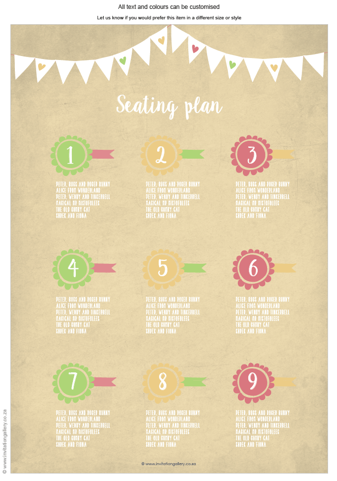 Seating plan - Sunshine Love: invitation-gallery-wedding-stationery-MPC001-025-SEP01.png