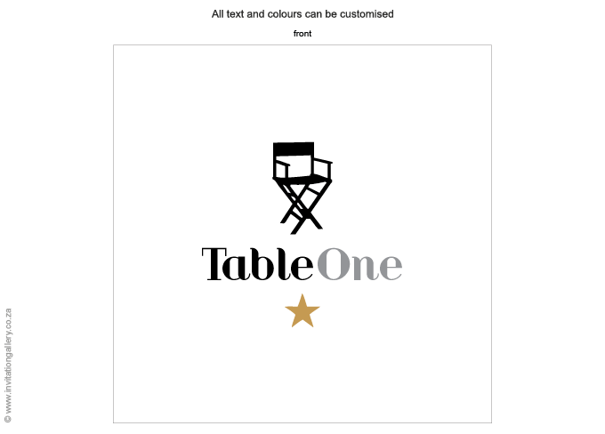 Table number - The Movies: Invitation-gallery-wedding-invitations-movies-hollywood-TAN01.png