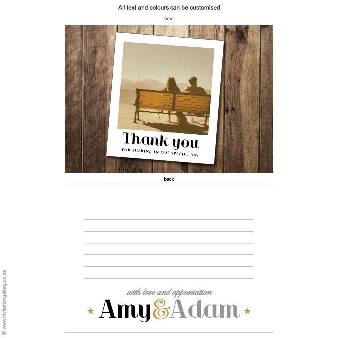 Thank you - The Movies: Invitation-gallery-wedding-invitations-movies-hollywood-THY02.png