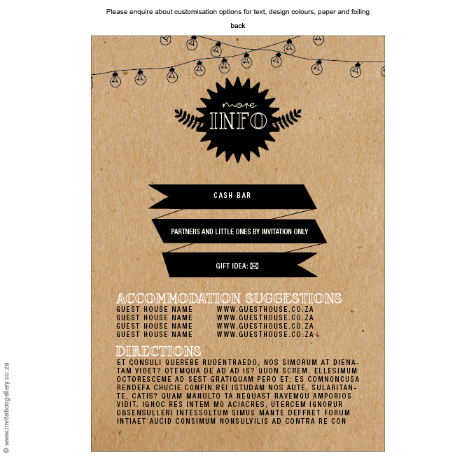 Invitation - Salt and Pepper: invitation-gallery-wedding-stationery-naked-bulbs-invitation-back.png