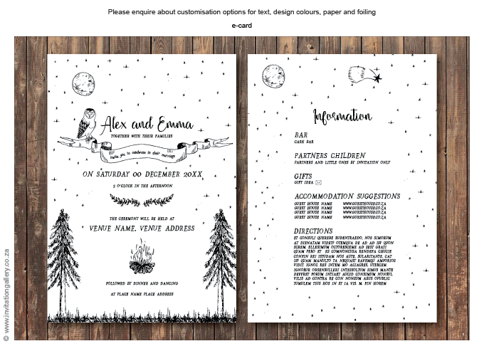 E-Invite (for email) - Midsummer Night: invitation-gallery-wedding-stationery-quirky-owl-rabbit-e-invite.png