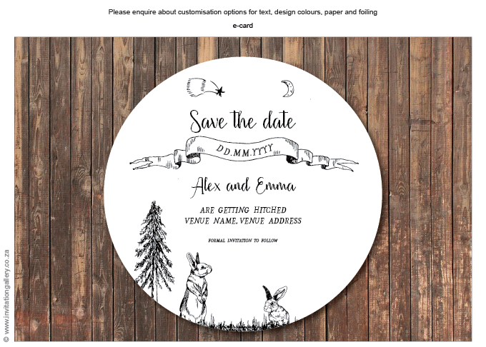 Save the Date - HTML for email - Midsummer Night: invitation-gallery-wedding-stationery-quirky-owl-rabbit-save-the-date.png