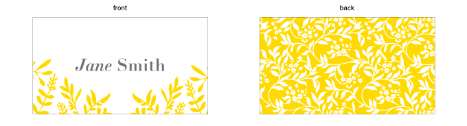 Name card - Summer Romance: SOL001-001-NAC01-FRONT-AND-BACK.png