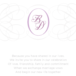 Wedding Invitation: Flourish, designed by Participating studio: Studio Sol