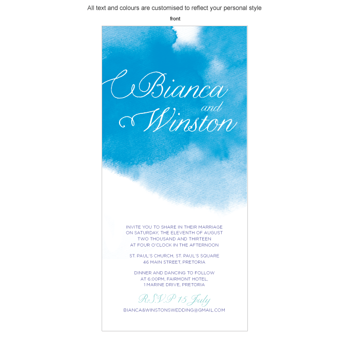 Invitation - Watercolour: SOL001-012-INV01.png