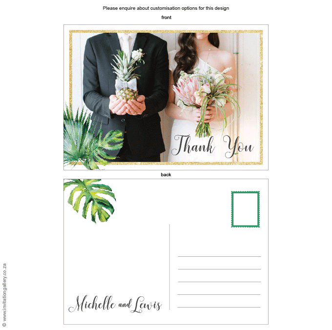 Thank you - Tropical Dream: invitation-gallery-wedding-stationery-tropical-beach-thank-you.png